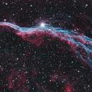 NGC6960 HOO,                                Observatorio Zonalunar