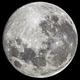 Full moon,                                Ricardo L Pinto