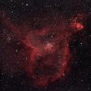 IC 1805 Heart Nebula,                                Aaron