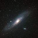 Andromeda Galaxy,                                Michael Barbieri