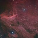 Pelican Nebula (IC 5070) - HaRGB,                                Marco Rapino