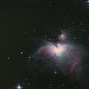 Orion Nebula,                                Antun Vargic