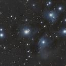 Messier 45 Pleiades,                                Michael Dütting