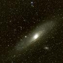 Andromeda Galaxy (M31),                                niesakaladae