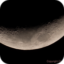 Moon Single Image 1/30th of a second ISO 800,                                Chris Price
