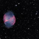 M27 The Dumbbell Nebula,                                sungazer