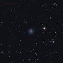 NGC 3184 Face-on Spiral in Ursa Major,                                Serge Caballero