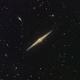 NGC 4565 LRGB,                                Gary Opitz