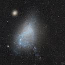 SMC - Small Magellanic Cloud,                                Leonardo Ciuffolotti