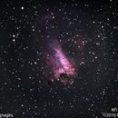 M17 Omenga Nebula #3,                                Molly Wakeling