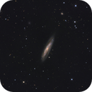 Messier 98 and NGC 4186,                                Madratter
