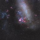 Tarantula Nebula,                                drivingcat