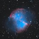 Messier 27,                                Luebke82