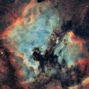 NGC7000,                                Philippe BERNHARD