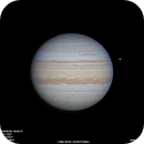 Jupiter and Io,                                  Javier_Fuertes