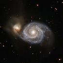 M51 - Whirlpool Galaxy,                                Ryan