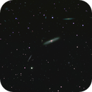 Silver Streak Galaxy Plus Some Others,                                Comatater