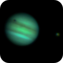 Jupiter Eclipse - 12.09.20,                                Astro_niram