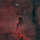 IC1396 - HOO,                                Martin Dufour