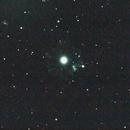 Cats eye nebula (NGC6543),                                Mark Bowles