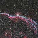 Veil Nebula,                                David Gwyn