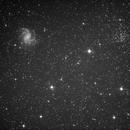 NGC 6946  &  NGC 6939,                                Joan Riu