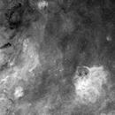 Sh2-132 Emission Nebula,                                hbastro