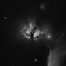 NGC 2024,                                angelo mazzotti
