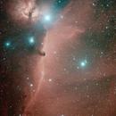 The Flame and Horsehead Nebula,                                jthrush
