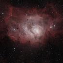 M8 Lagoon Nebula,                                Andrea Collevecchio