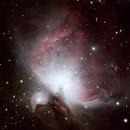 M42 - The Orion Nebula,                                  Insight Observatory