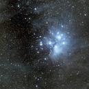 M45 Pleiades,                                Spencer Hochstetler