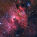 Cave Nebula,                                Adam Landefeld