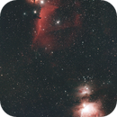 M42, Horsehead and Flame Nebula,                                Philipp Weller
