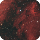 IC5070 The Pelican Nebula (HaRGB) - June/July 2020,                                Geof Lewis