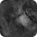 NGC 6820 with NGC 6823 and Sh 2-86,                                alphaastro (Rüdiger)