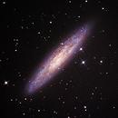 NGC 253,                                raymo