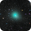 cometa 46P Wirtanen,                                Rolando Ligustri