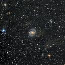 NGC6951,                                Patrick Dufour