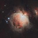 Orion's nebula (M 42),                                Sebastian Marchi