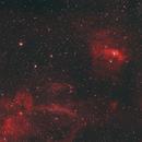 Bubble Nebula,                                Marc Mantha