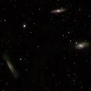 Leo Triplet Galaxy Group,                                ken_and_sara