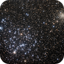M35 and NGC2158 - Two Galactic Clusters in Gemini,                                Terry Danks
