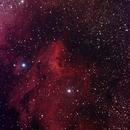pellican nebula,                                garibaldi