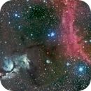 Sh2 276 or Barnard's Loop and M78 from SRO,                                jerryyyyy