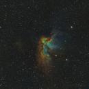NGC7380,                                Bart Delsaert