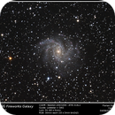 NGC 6946,                                Florian Signoret