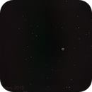 M 57 with dobsonian from France,                                Lionel