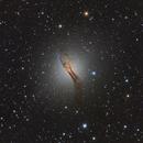Centaurus A - NGC5128,                                Andreas Eleftheriou