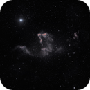 IC63 - The Ghosts of Cassiopeia,                                Fran D.